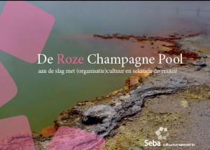 de roze champagne pool